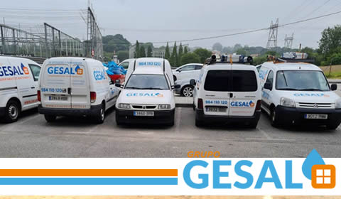 desatascos gesal directo 24 horas disponible
